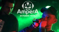 Acoustic rock AmperY